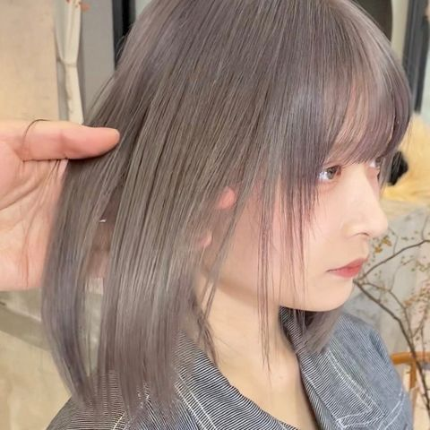 21年春のおすすめヘアカラーはコレ トレンドのヘアカラーとヘアスタイルの法則をプロが伝授