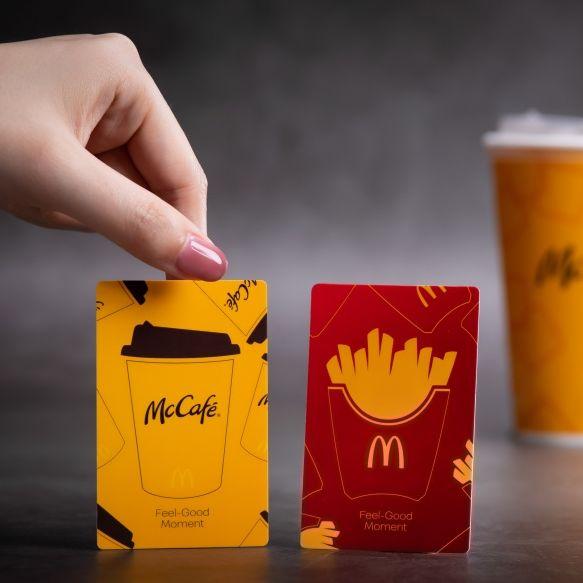 麥當勞2021甜心卡開賣啦!「買a送b」優惠一整年,蜂蜜奶茶、焙果堡系列吃起來