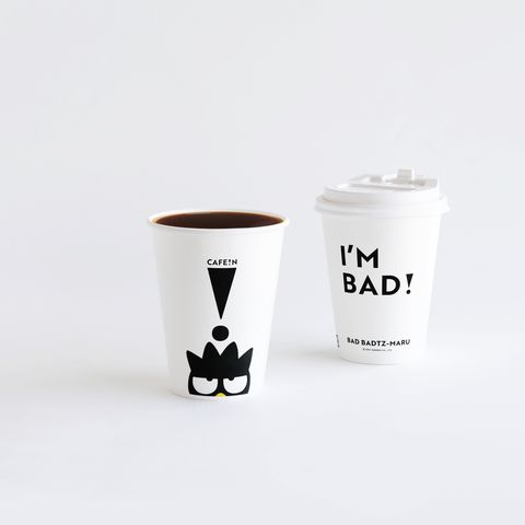 cafein x 三麗鷗家族打造時髦可愛新品