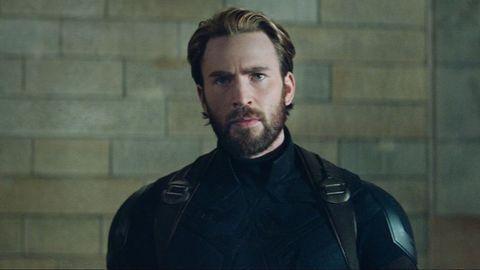 Facial hair, Beard, Jacket, Screenshot, Moustache,