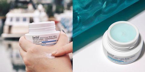 Product, Skin, Aqua, Hand, Cream, Skin care, Cream, Nail,