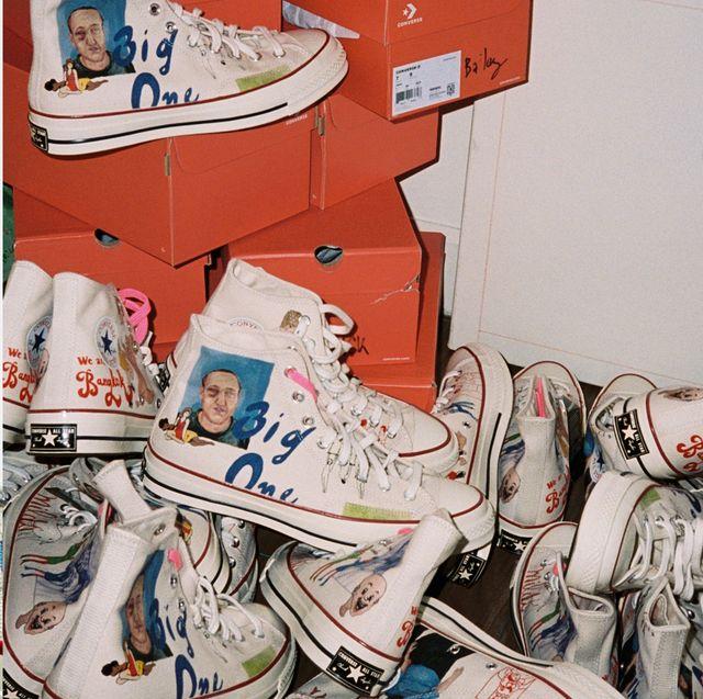 converse 聯手藝術家 spencer 推出插畫球鞋!「可愛人物+拼貼風格」穿膩素色帆布鞋絕對要來一雙