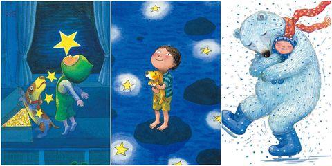Cartoon, Illustration, Animated cartoon, Sky, Art, Space, World, Child, Animation, Fiction,