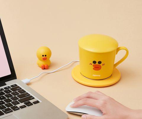 全聯集點換購「九陽x line friends」小家電!5款熊大、兔兔實用小物,半價就能換豆漿機