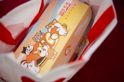 亞尼克X柴語錄聯名發售法式栗子生乳捲!同步推出限定加價購「柴語錄限定」抱枕、大頭呆萌按摩搥