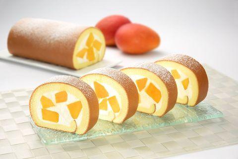 芒果控注意!亞尼克推出芒果捲、芒果泡芙...等多種芒果甜點