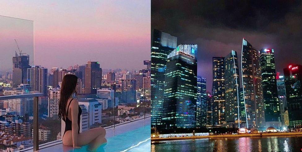 亞洲高空泳池,無邊際泳池,泳池推薦