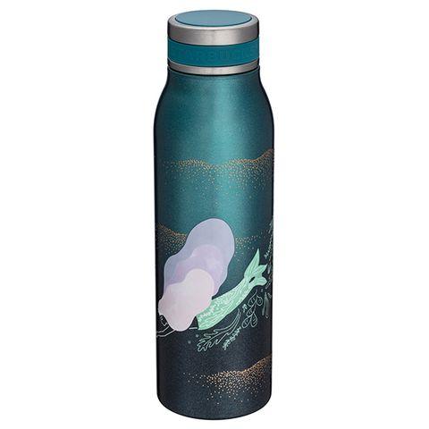 小仙女必收!星巴克迷幻「美人魚系列」杯款,貝殼馬克杯、女神魚尾玻璃杯⋯美到選擇障礙
