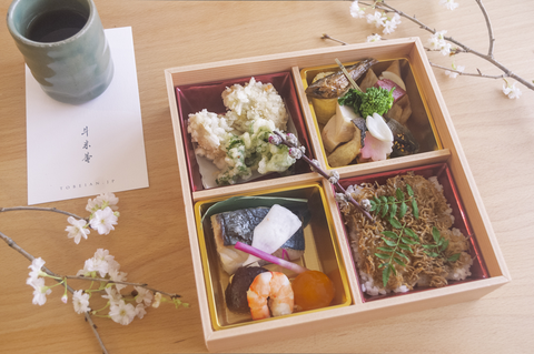 Meal, Cuisine, Dish, Food, Lunch, Comfort food, Japanese cuisine, Bento, Tray, Take-out food,