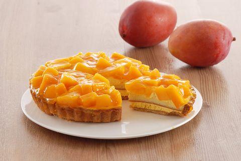 夏天芒果甜點季來襲!芒果千層、芒果鬆餅、芒果泡芙...等6家芒果甜點推薦特輯