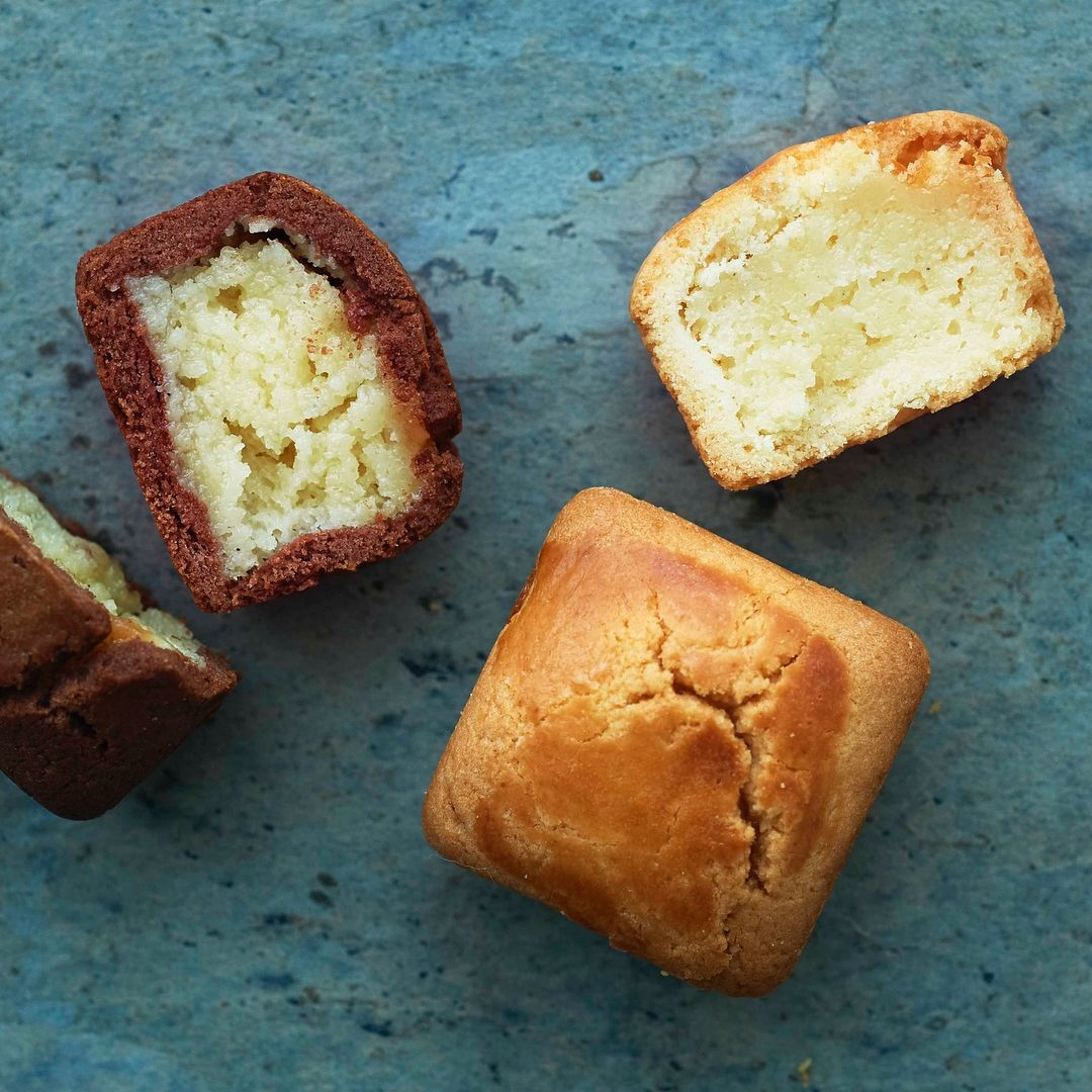 Chocolaphil的巧克力磅蛋糕幾乎完勝台北許多家甜點店!