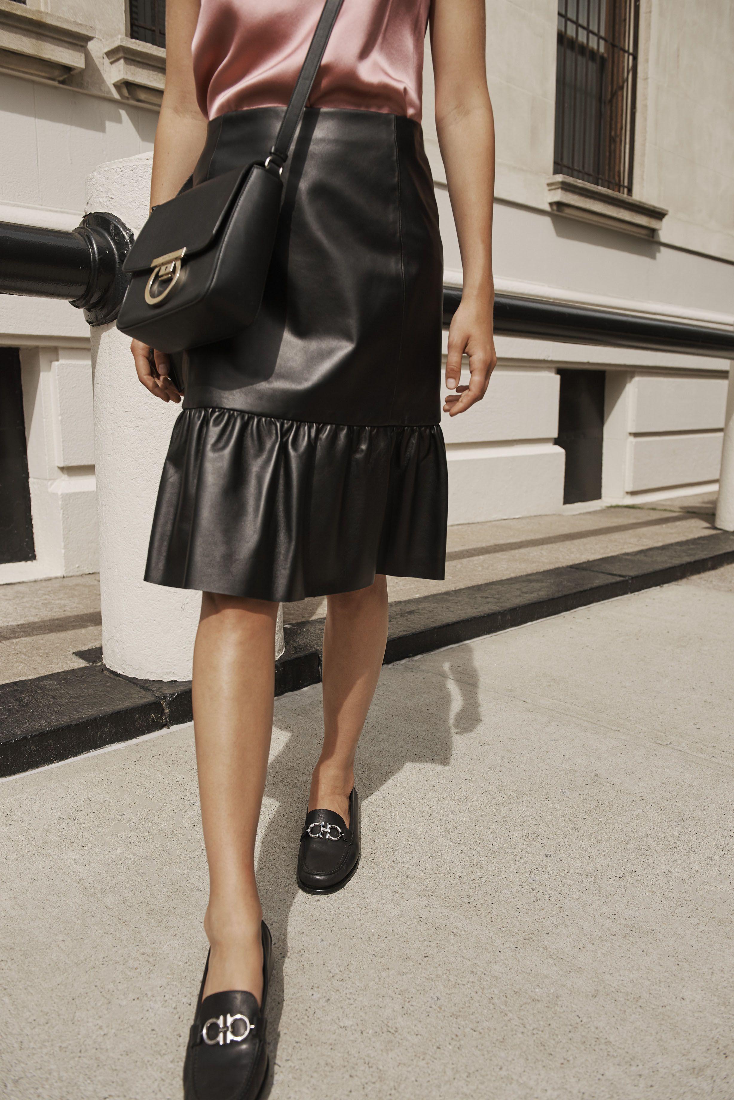 Salvatore Ferragamo,莫卡辛鞋, 早秋系列, 舒適鞋款
