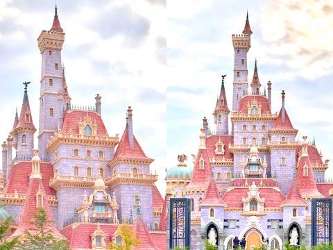 全球首座《美女與野獸》新園區東京搶先開幕!打造史上最逼真「貝兒」、「茶壺太太」遊樂設施