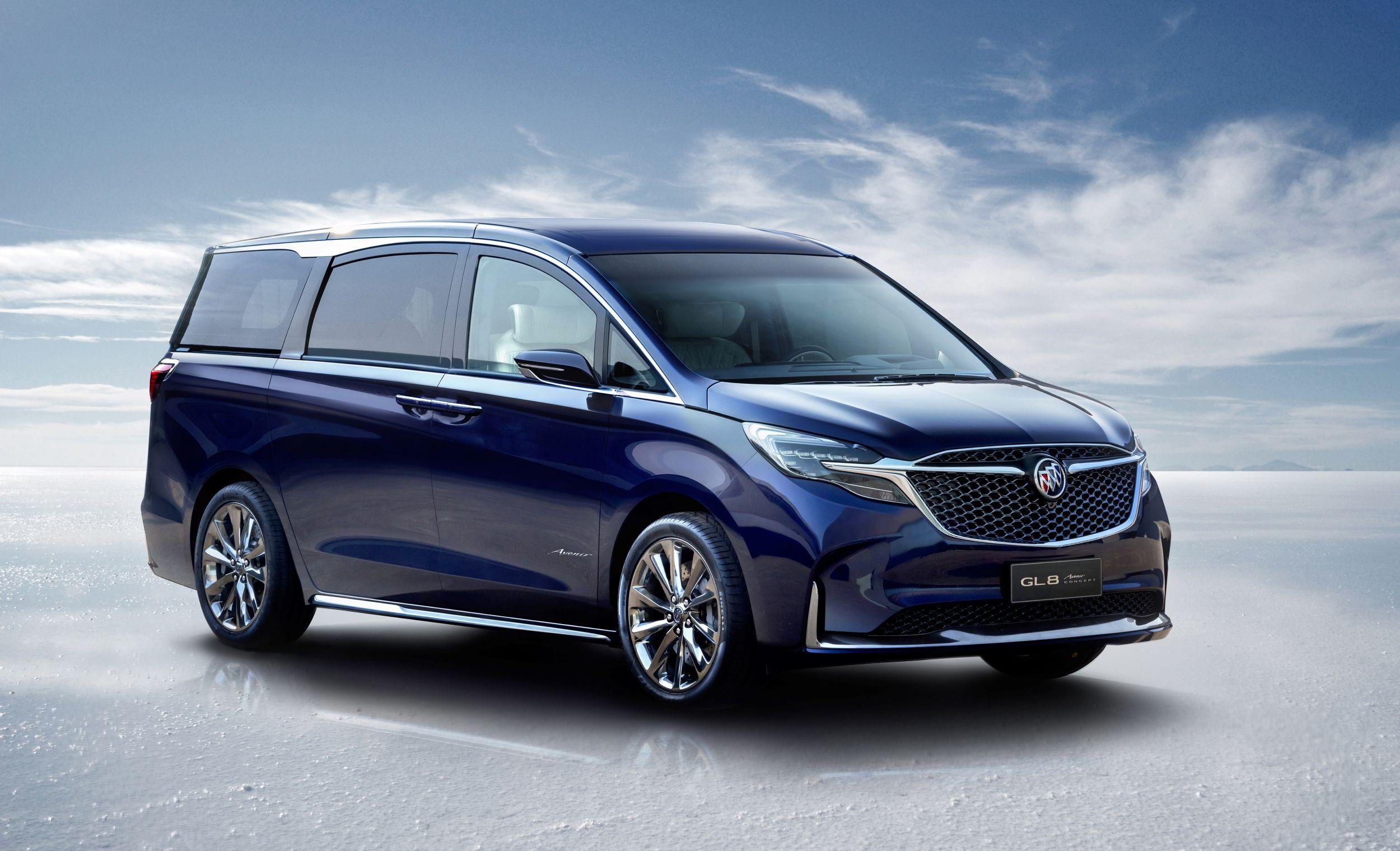 Buick Gl8 Luxury Minivan One Ups Even The Lexus Lm Details Of