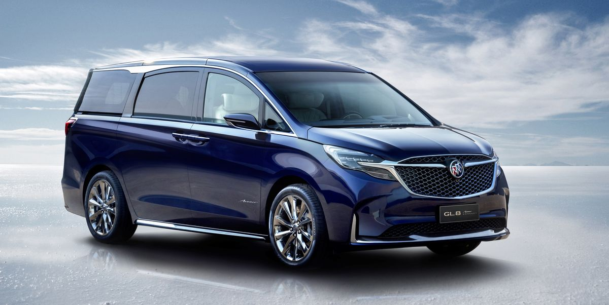 Toyota Lease Deals >> Buick GL8 Luxury Minivan One-Ups Even the Lexus LM - Details of China-Market Concept