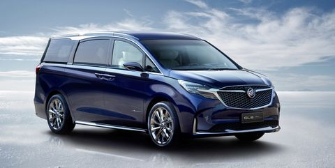Buick Gl8 Luxury Minivan One Ups Even The Lexus Lm