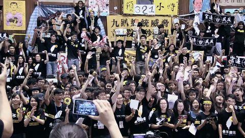 《我們的青春,在台灣》