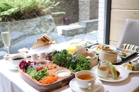 北投大地酒店 早餐