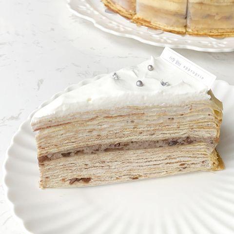千層蛋糕名店「時飴」快閃台中推出期間限定口味!酸甜不膩「青梅千層」超對嗜酸甜點胃