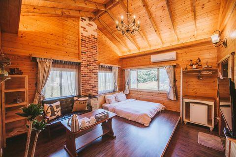 全台最有氣氛的小木屋top10