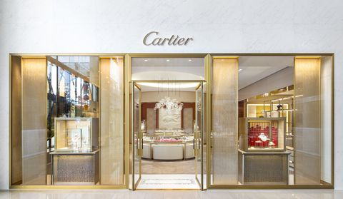 「如香檳泡泡般」cartier專賣店台中店迎新!卡地亞全球嶄新形象店5大亮點融合台灣味