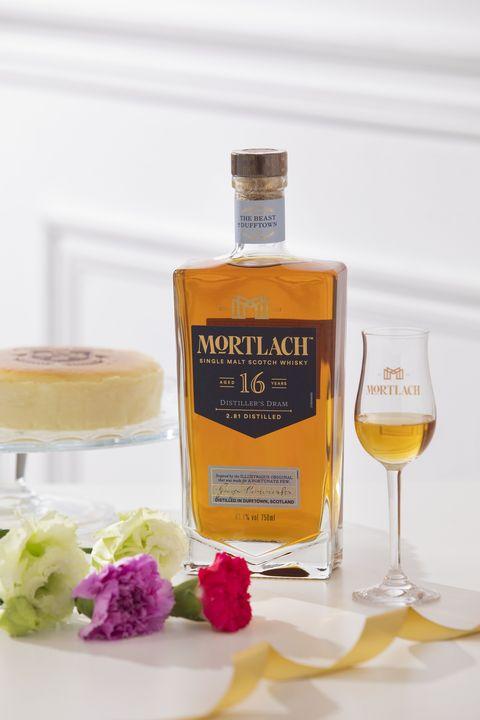 2021母親節送禮酒款推薦!精選三款威士忌 x 甜點搭配,讓媽媽享受微醺下午茶
