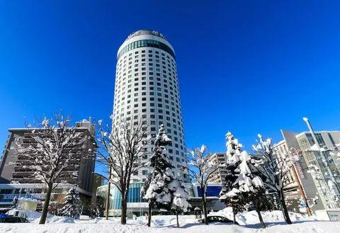情侶出遊的北海道飯店