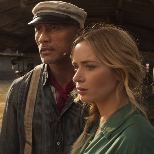 【電影抓重點】艾蜜莉布朗、 巨石強森《叢林奇航》