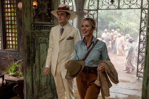 迪士尼探險力作《叢林奇航》最新預告釋出!巨石強森、艾蜜莉布朗勇闖亞馬遜河聯手「打怪」