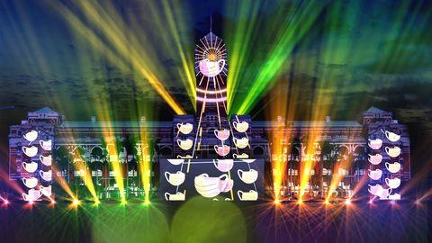 2020國慶活動懶人包~台南漁光島煙火秀、基隆國慶晚會、台北總統府光雕秀活動時間、地點一次看!