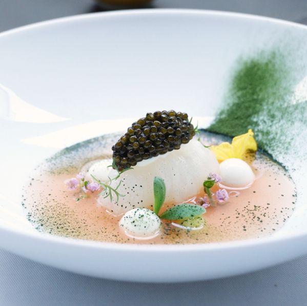 台中「鹽之華」法國餐廳摘下米其林一星!黎俞君主廚分享菜色亮點與她的法式情懷