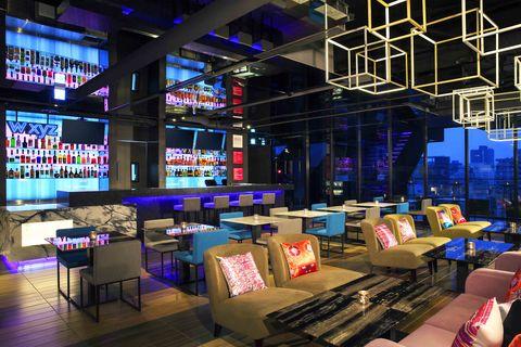 台北中山雅樂軒酒店 w xyz bar 推出手作花圈課程