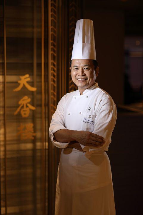 米其林一星中餐廳「天香樓」重新整裝開幕!經典杭州菜升級、仿西湖美景打造全新裝潢