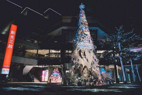 2020全台聖誕樹、聖誕裝置總整理