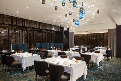 米其林一星牛排餐廳a cut南洋風春季新菜上桌