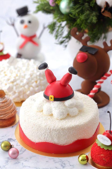 晶華酒店點心房聖誕蛋糕