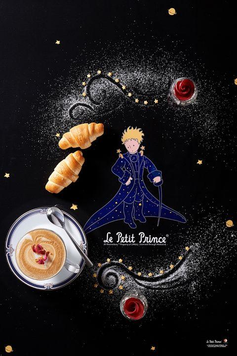 小王子,主題套房,下午茶,台北,美福飯店,小王子星球之旅,雙人午茶