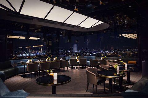 萬豪酒店,2019跨年,跨年餐廳,內湖美食,INGE'S酒吧