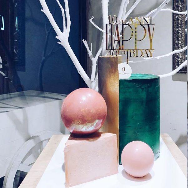 台北視覺系生日蛋糕店