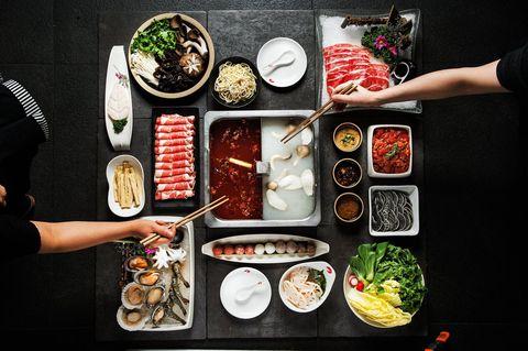 台北:海底撈火鍋