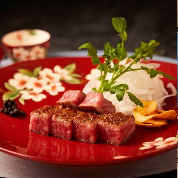 台北5家高級鐵板燒推薦!板前香煎北海道干貝明蝦+入口即化和牛油花超銷魂