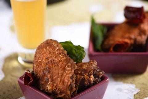 泰式酥炸雞翅