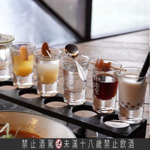 台式復古居酒屋「渣男」x調酒教父推出12款調酒新品!鐵觀音珍奶、洛神烏梅調酒女生一定愛