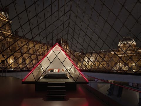 Airbnb入住一晚羅浮宮