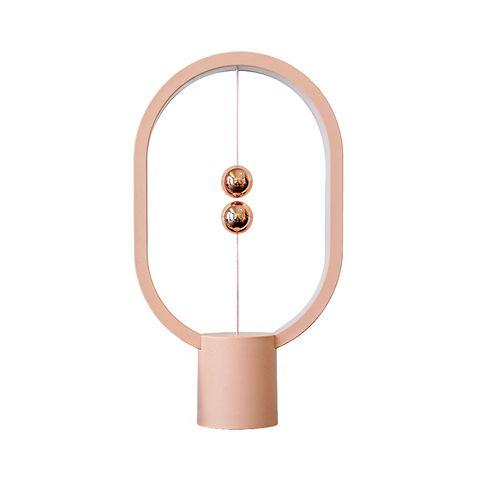 zan design櫻花粉led檯燈
