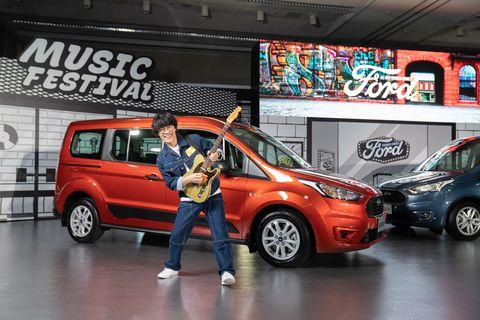 盧廣仲為ford量身打造全新單曲!盤點「the allnew ford旅玩家」車款三大亮點