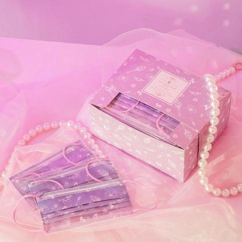 grace gift「美少女戰士crystal口罩」夢幻上市