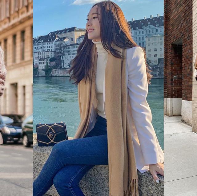 今年秋冬穿搭4大重點:蕾絲裙、學院風,2019秋冬必備時髦單品總整理!