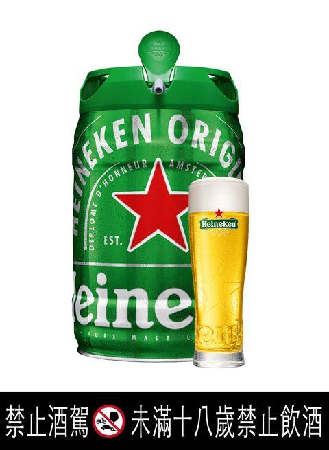 海尼根生啤眾量桶