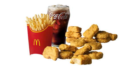 「麥當勞歡樂送」78726,「深夜食堂」限時開張,優惠「好食鷄」炸鷄控